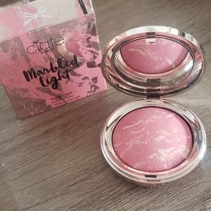 Ciate London Marbled Light Blush in Dusk